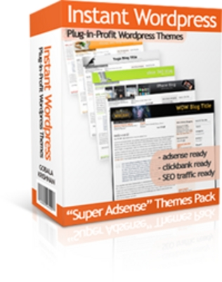 Product picture Instant Wordpress
