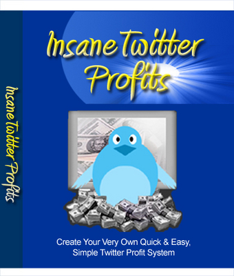 Product picture Insane Twitter Profits
